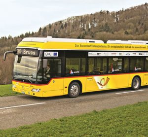 How PostBus is moving into the future