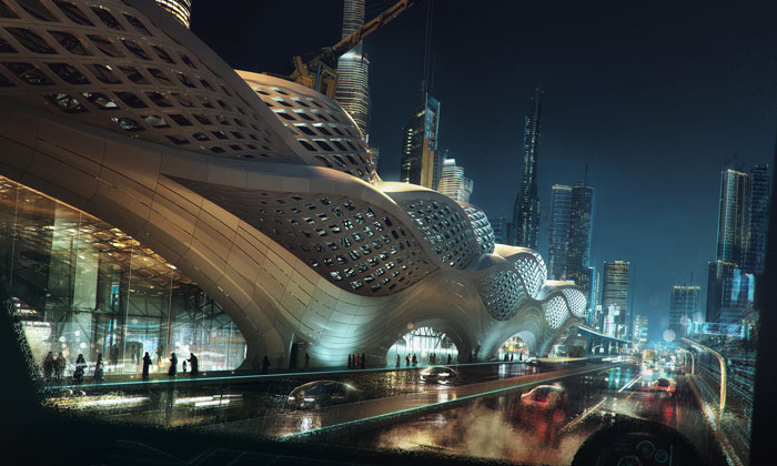 British firm appointed to oversee completion of futuristic Saudi Transport hub