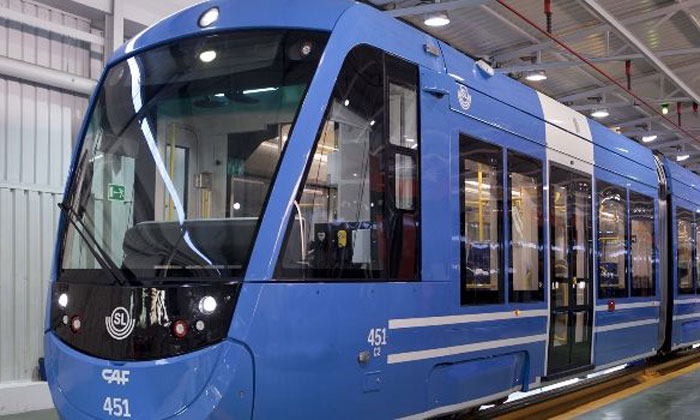 CAF signs new contract for additional trams for Stockholm