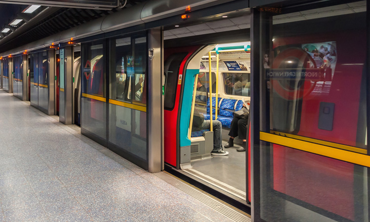 Jubilee line tunnel section will have 4G coverage from March 2020