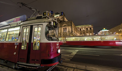 Wiener Linien will play an important role in Vienna's urban development