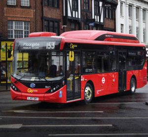Fourth London bus route goes electric with BYD ADL partnership