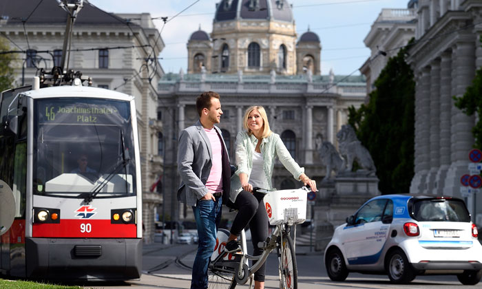 Making Vienna smarter and more digitally connected