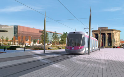 Birmingham's Midland Metro – a catalyst for growth and regeneration