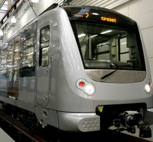 CAF to supply 43 units for Brussels Metro