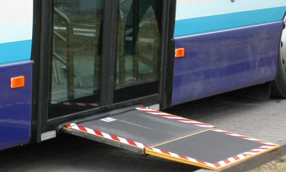 Bus accessibility – more than just a ramp