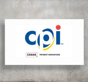 Crane Payment Innovations logo
