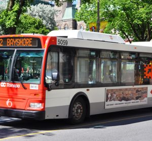 Canada implements new safety technologies for buses