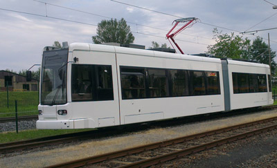 City of Plauen to receive three additional Flexity trams