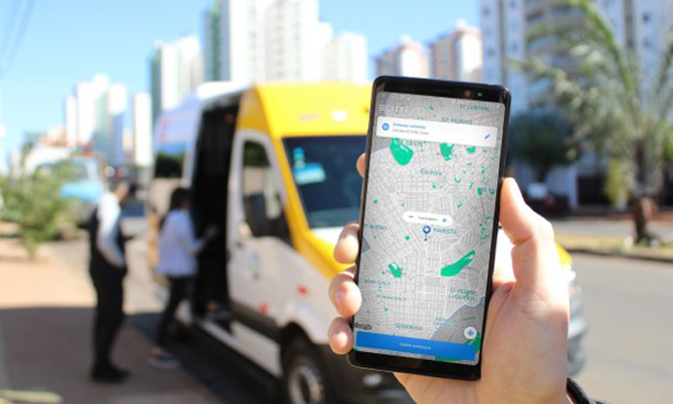 Brazilian on-demand CityBus 2.0 serves 80,000 riders since 2019 launch