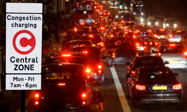 Congestion Charging in Central London