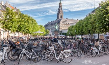 Copenhagan has a fantastic cycling system within the city