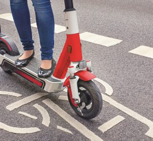 Micro-Mobility Standard aims to provide e-scooter safety approach