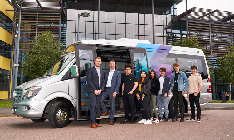 Arriva to bring demand responsive transport service to Watford