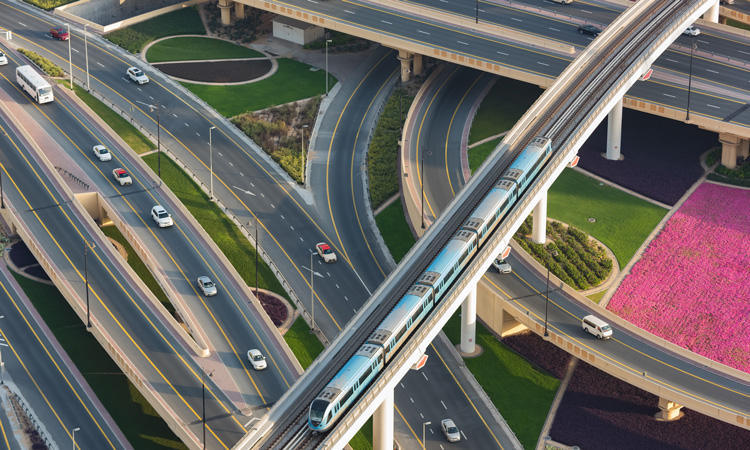 Exploring Dubai's plans for the future of mobility