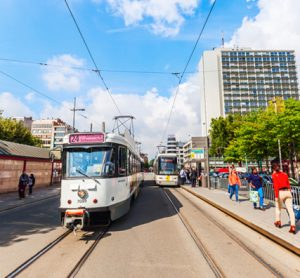 De Lijn names CAF as preferred bidder to supply 146 low-floor trams