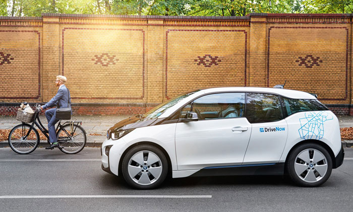 BMW Group is focused on enhancing future mobility services