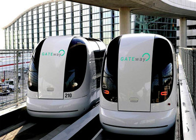 Driverless shuttle pods to serve London roads
