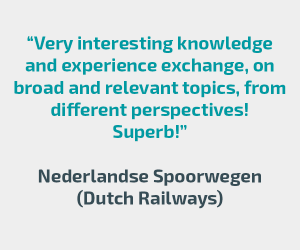 Dutch Railways Short Testimonial