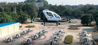 Ehang obtains operational flight permit for autonomous air taxi in Norway