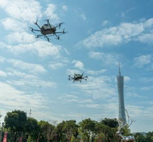 First urban air mobility pilot to be launched in Spain