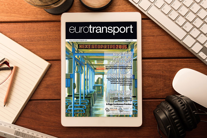 Eurotransport Issue 5 2015