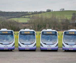 First UK Bus moves forward in the right direction