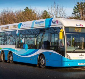 FirstGroup expands use of alternative fuels and latest-generation bus engines