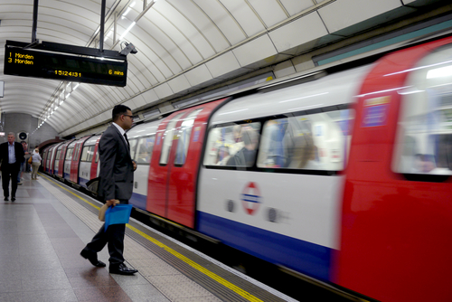 Four London Underground lines to receive signalling upgrade