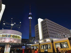 Future-proofing public transport in the growing city of Berlin