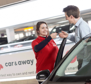 New peer-to-peer car rental scheme available at Gatwick airport