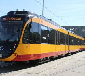 German city of #Karlsruhe to receive 12 additional @BombardierRail #FLEXITY Swift #TramTrains: #url#