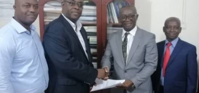 Ghana light rail study MoU signing