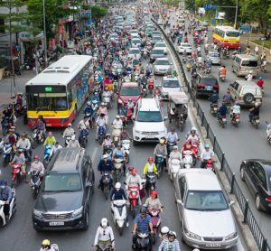 Hanoi reveals plans to increase public transport use