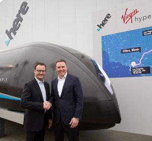Virgin Hyperloop One demos end-to-end passenger experience app