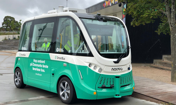 Holo to operate first autonomous vehicles in Denmark