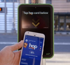 First virtual transit fare card available within Android Pay is global
