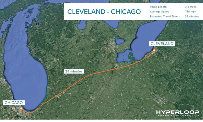 Hyperloop Transportation Technologies signs first US interstate agreement