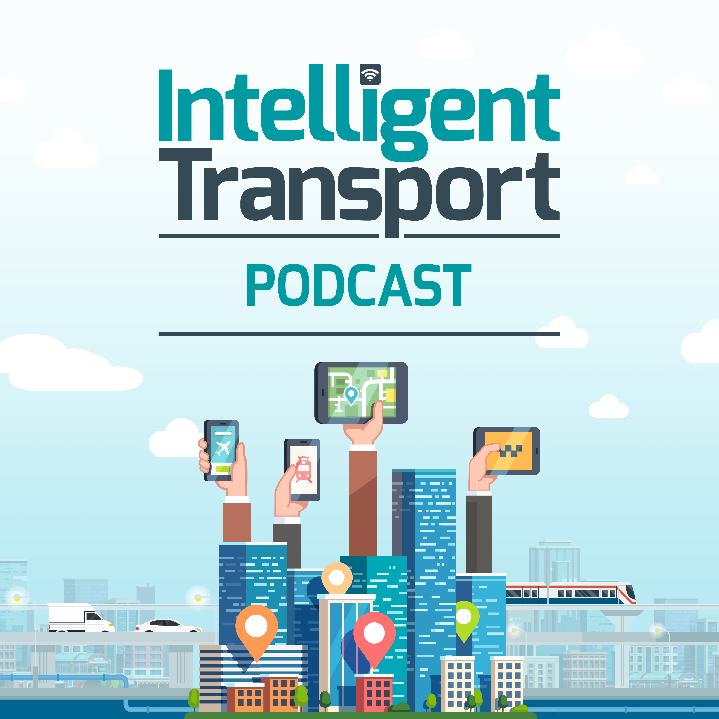 Podcast: Episode 2 – Simon Reed, Transport for London