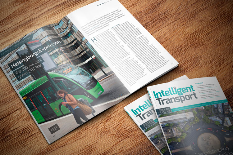 Intelligent Transport issue 3 2018
