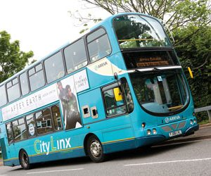 Innovation drives growth strategy for Arriva UK Bus