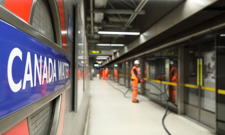 O2 to connect the London Jubilee Line to 4G