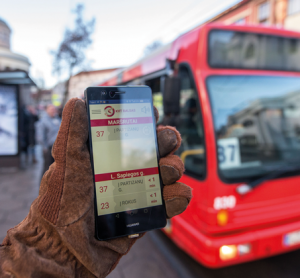 KVT Voice: making accessibility more mobile