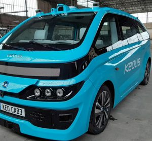 Keolis creates autonomous mobility test site in France