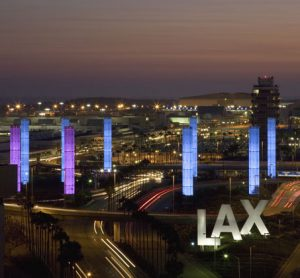 Twenty electric buses for airside use at Los Angeles International Airport