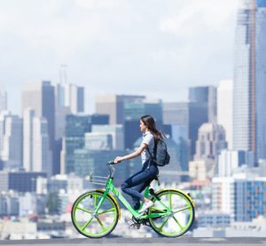 LimeBike releases report on smart bike-sharing
