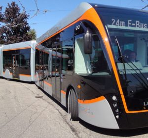 Austrian operator purchases electric buses with IMC® technology
