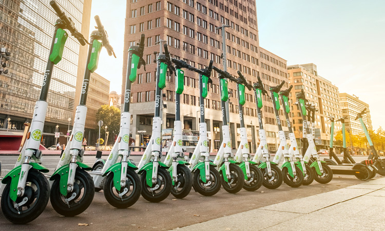 E-scooters: the centre of the modern mobility ecosystem?