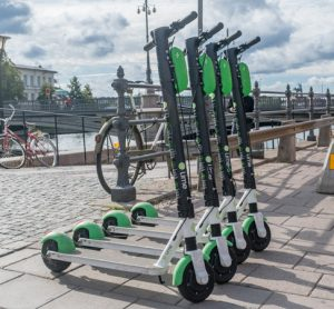 Lime Sweden to be powered by 100 per cent renewable energy