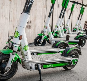 Over 100 million rides have been made with Lime